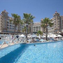 Отель Side Mare Resort & Spa бассейн фото 3