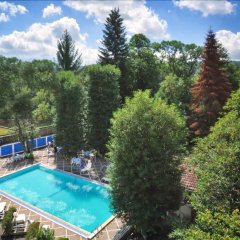 Mondial Park Hotel Фьюджи бассейн