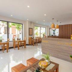 Отель Summer Holiday Villa Вьетнам, Хойан - отзывы, цены и фото номеров - забронировать отель Summer Holiday Villa онлайн интерьер отеля