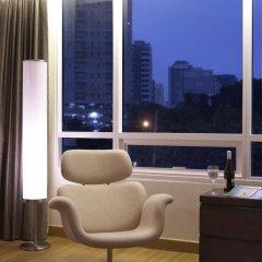 Отель Park Plaza Sukhumvit Бангкок балкон