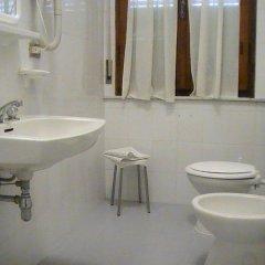 Отель Albergo Giglio Кьянчиано Терме ванная