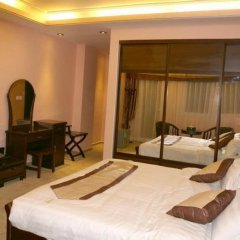 Отель Seven Wonders Hotel Иордания, Вади-Муса - отзывы, цены и фото номеров - забронировать отель Seven Wonders Hotel онлайн комната для гостей фото 5