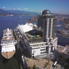 Отель Pan Pacific Vancouver Канада, Ванкувер - отзывы, цены и фото номеров - забронировать отель Pan Pacific Vancouver онлайн пляж