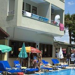 Glaros Hotel бассейн фото 3