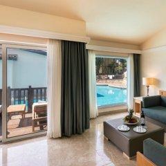 Paloma Grida Resort & Spa Турция, Белек - 8 отзывов об отеле, цены и фото номеров - забронировать отель Paloma Grida Resort & Spa - All Inclusive онлайн комната для гостей фото 3