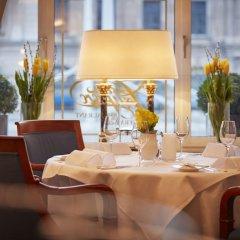Отель Schweizerhof Zürich питание фото 2