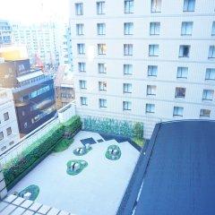 Hotel Nikko Fukuoka Хаката балкон
