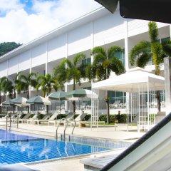 Отель The Palmery Resort and Spa Таиланд, Пхукет - 2 отзыва об отеле, цены и фото номеров - забронировать отель The Palmery Resort and Spa онлайн бассейн
