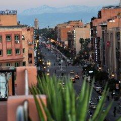 Hotel Mont Gueliz балкон