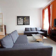 Апартаменты Oktogon Apartment комната для гостей фото 4