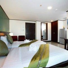 Отель Orchid Resortel комната для гостей фото 11