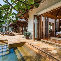 Отель JW Marriott Phuket Resort & Spa Таиланд, Пхукет - 1 отзыв об отеле, цены и фото номеров - забронировать отель JW Marriott Phuket Resort & Spa онлайн балкон