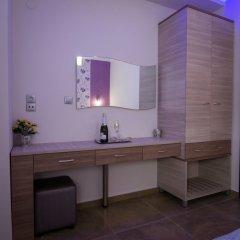 Отель Anthemida Rooms Ситония ванная фото 2