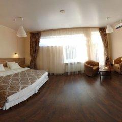 Отель Посадская Уфа комната для гостей фото 7