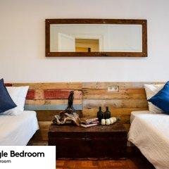Отель Off Beat Guesthouse комната для гостей