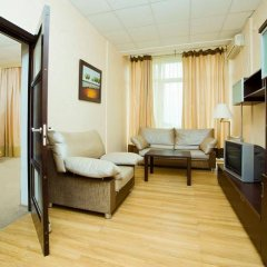 Гостиница Марина комната для гостей фото 5