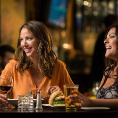 Greektown Casino Hotel гостиничный бар
