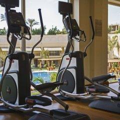 Renaissance Cairo Mirage City Hotel фитнесс-зал фото 2