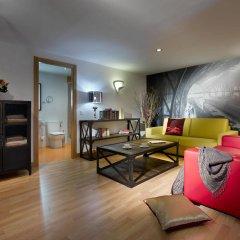 Отель Castro Exclusive Residences Sant Pau Испания, Барселона - 1 отзыв об отеле, цены и фото номеров - забронировать отель Castro Exclusive Residences Sant Pau онлайн комната для гостей фото 5