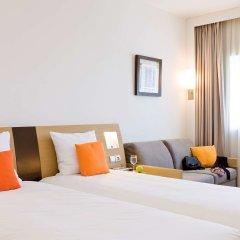 Отель Novotel Nice Centre Франция, Ницца - 2 отзыва об отеле, цены и фото номеров - забронировать отель Novotel Nice Centre онлайн комната для гостей фото 4