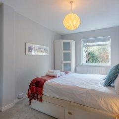 Отель Bright 1 Bedroom Flat in Finsbury Park Великобритания, Лондон - отзывы, цены и фото номеров - забронировать отель Bright 1 Bedroom Flat in Finsbury Park онлайн комната для гостей фото 5