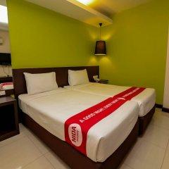 Отель Nida Rooms Phetchaburi 88 Center Point Бангкок комната для гостей фото 3