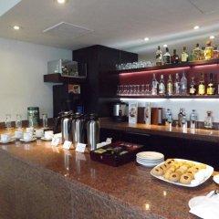 Отель Radisson Paraiso Мехико гостиничный бар