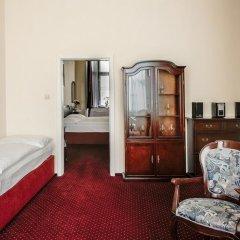 Отель Penzion U Salzmannu Пльзень комната для гостей фото 3