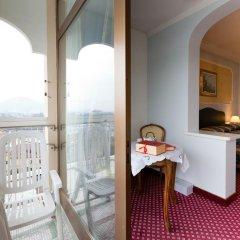 Отель La Residence & Idrokinesis® Италия, Абано-Терме - 1 отзыв об отеле, цены и фото номеров - забронировать отель La Residence & Idrokinesis® онлайн балкон