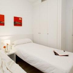 Апартаменты 08028 Apartments комната для гостей фото 3