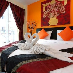 @Home Boutique Hotel Patong комната для гостей фото 3