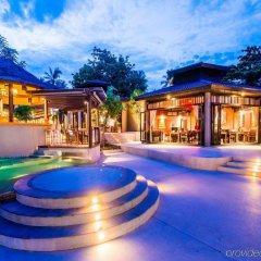 Отель Outrigger Koh Samui Beach Resort Таиланд, Самуи - отзывы, цены и фото номеров - забронировать отель Outrigger Koh Samui Beach Resort онлайн бассейн фото 3