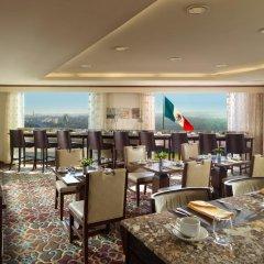 Отель JW Marriott Hotel Mexico City Мексика, Мехико - отзывы, цены и фото номеров - забронировать отель JW Marriott Hotel Mexico City онлайн питание фото 3
