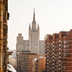 Апартаменты GM Apartment Krasnaya Presnya 38 комната для гостей фото 5