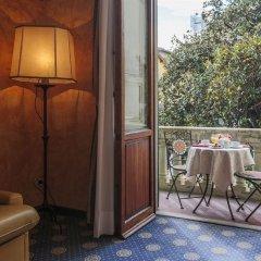 Отель Croce Di Malta Hotel Италия, Флоренция - 8 отзывов об отеле, цены и фото номеров - забронировать отель Croce Di Malta Hotel онлайн балкон