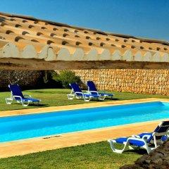 Отель Tonel Apartamentos Turisticos бассейн