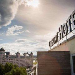 Comfort Hotel Boersparken парковка