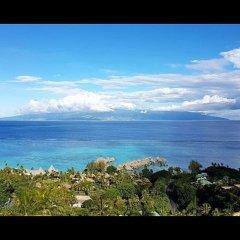 Отель Villa Manatea - Moorea Французская Полинезия, Папеэте - отзывы, цены и фото номеров - забронировать отель Villa Manatea - Moorea онлайн приотельная территория фото 2