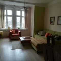 Апартаменты Muna Apartments - Ghada комната для гостей фото 3