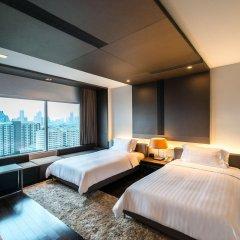 Отель Pathumwan Princess Бангкок комната для гостей фото 4