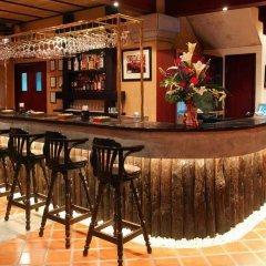 Отель Nirvana Boutique Suites Паттайя гостиничный бар