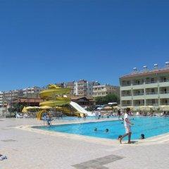 Oykum Hotel бассейн фото 2