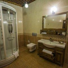 Assiana Cave House Турция, Ургуп - отзывы, цены и фото номеров - забронировать отель Assiana Cave House онлайн ванная фото 3