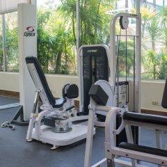 Отель Avani Pattaya Resort фитнесс-зал фото 4