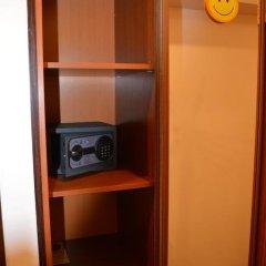 Le Vashoff Отель сейф в номере