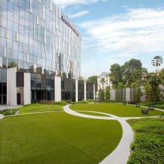 Отель Novotel Singapore on Stevens спортивное сооружение