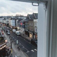 Отель The Distillery Великобритания, Лондон - отзывы, цены и фото номеров - забронировать отель The Distillery онлайн балкон