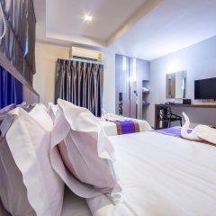 Отель Cubic Pratunam комната для гостей фото 3