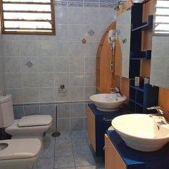 Отель Villa Oramarama - Moorea Французская Полинезия, Папеэте - отзывы, цены и фото номеров - забронировать отель Villa Oramarama - Moorea онлайн ванная фото 2