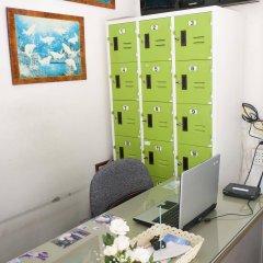 myPatong GuestHouse-Hostel сейф в номере